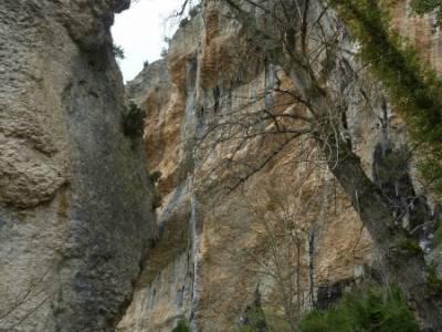 Salto del Nervión - Salinas de Añana - Parque Natural de Valderejo;sierra del guadarrama sierra de